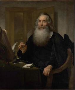 Portret van Peter Scriverius (1576-1660)