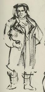 Portret van Leo de Hartogh (1916-2007)