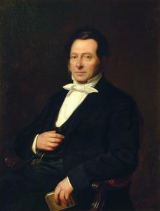 Portret van Cornelis Bernardus Kok