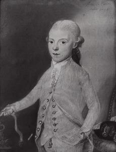 Portret van Paulus Hubert Martini Buys (1765-1836)