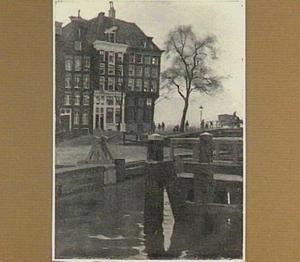 's-Gravenhekje aan de Prins Hendrikkade te Amsterdam