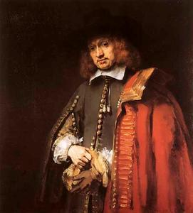 Portret van Jan Six (1618-1700)