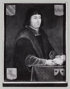 Portret van Johan Spaen (?-1554)