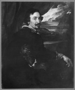 Portret van Lucas van Uffel