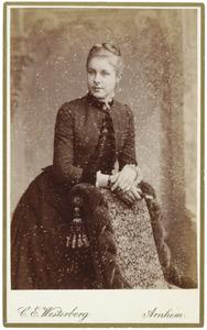 Portret van Maria Barbara Pijnappel (1870-1950)