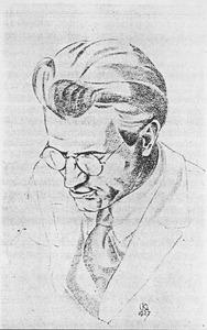 Portret van Willem ten Berge (1903-1969)