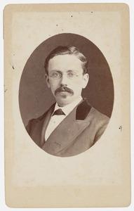 Portret van Huibert Johannes Veth (1846-1917)