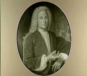 Portret François van den Brandeler (1708-1771)