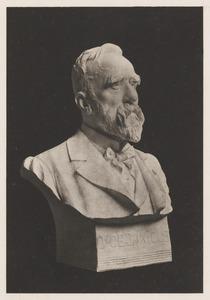 Portret van Carel Eduard Daniels (1839-1921)