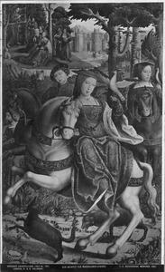Scène uit het leven van Maria Magdalena