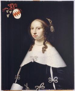 Portret van Antonia van Foreest (1629-1704)