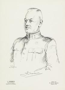Portret van Jacob Harberts (1883- )
