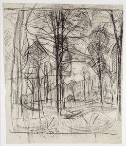 Forest: study for the trees