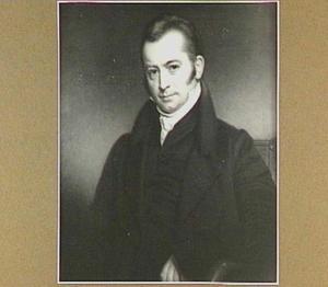 Portret van Dirk Jacob Wolterbeek (1791-1840)