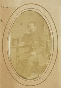 Portret van Louis Reinier Taets van Amserongen (1835-1921)