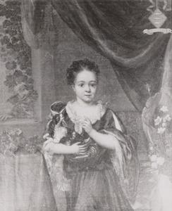 Portret van Johanna Jacoba Schull (1697-1726)