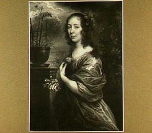 Portret van Margaretha Tulp (1637-1709)