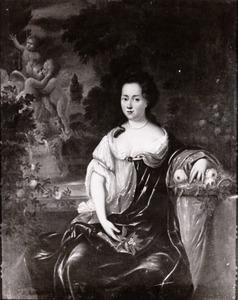 Portret van Hendrina Schas (1668-1740)