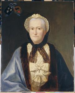 Portret van Alida Cornelis van Strijen (1685-1778)