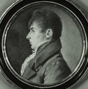 Portret van Laurens de Witte van Citters (1781-1862)