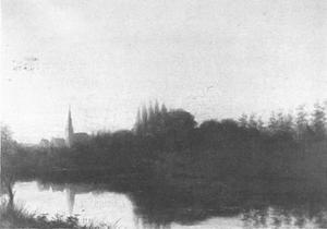 Kerk aan het water