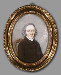 Portret van Jan van Griethuysen (1738-1809)