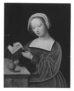De H. Maria Magdalena, lezend