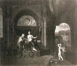 Hera en Semele
