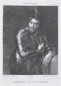 'Portrait d'un guerrier'