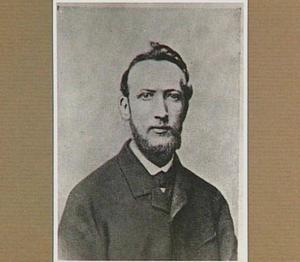 Portret van de schilder Gerard Bilders (1838-1865)