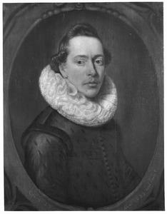 Portret van Jacob Holleboom (1600-1650)