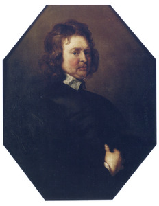 Portret van Edward Hyde, 1st Earl of Clarendon ( (1609-1674)