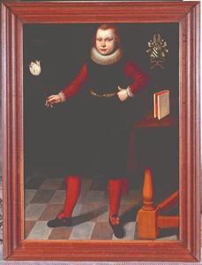 Portret van Arnold Kelffken (1611-1679)