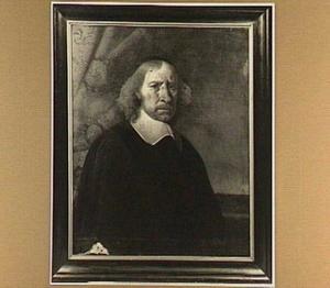 Portret van Wollebrand Geleynsz de Jongh (1594-1674), koopman en regent van het Weeshuis te Alkmaar