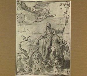 Neptunus en Galatea