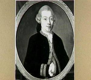 Portret van Joan Jacob Duyvensz. (1744-?)