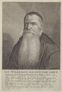 Portret van Jan Willemsz. (1583-1660)