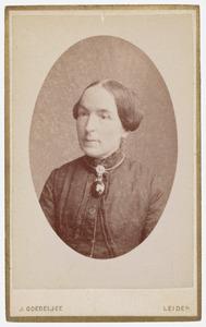 Portret van Truida Visser