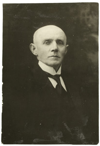 Portret van Thomas Bergsma (1867-1940)