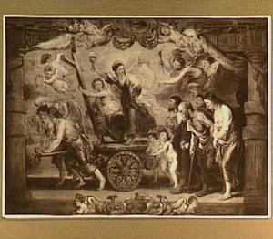 De triomf van het geloof over natuur, filosofie en wetenschap
