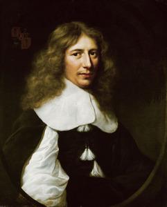 Portret van Pieter de Graeff (1638-1707), Vrijheer van Zuid-Polsbroek, Purmerland en Ilpendam, Schepen van Amsterdam, bewindhebber van de Verenigde Oostindische Compagnie, echtgenoot van Jacoba Bicker (1640-1695)