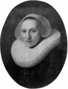 Portret van Cornelia Pronck