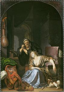 De dood van Lucretia