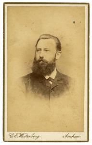 Portret van Arnold Boursse