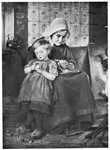 Grootmoeders hulp