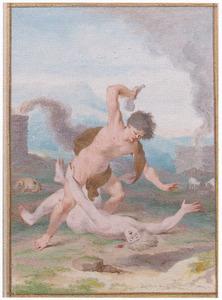 Kaïn en Abel, de broedermoord (Genesis 4:3-16)