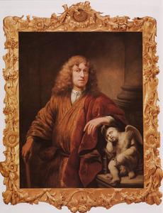 Zelfportret van Ferdinand Bol (1616-1680)