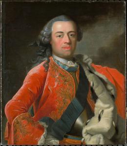 Portret van Willem IV van Oranje-Nassau (1711-1751)