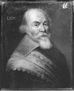 Portret van Johan Maurits (1604-1679), graaf van Nassau-Siegen