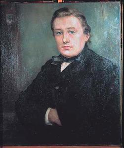 Portret van A. de Goede (1815-1902), echtgenoot van Saartje Koster
